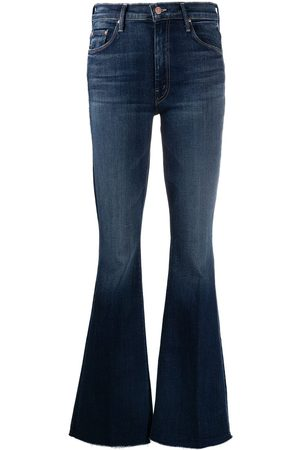 Mother Women Flares - Mid-rise flared jeans
