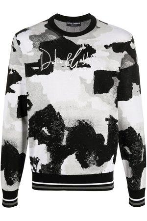 Dolce & Gabbana Camouflage-print sweatshirt