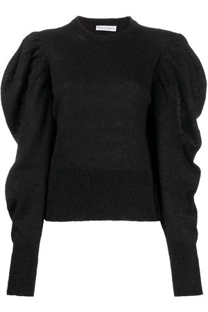 J.W.Anderson Ruched mohair-blend jumper