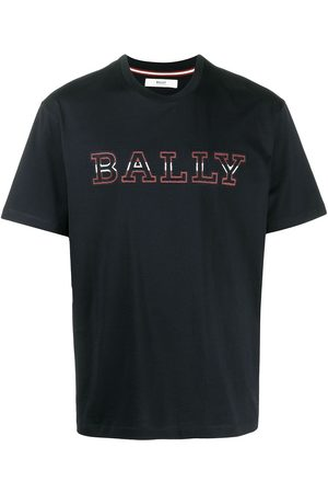 Bally Applique logo cotton T-shirt