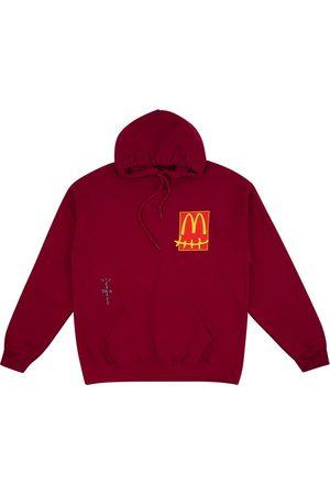 Travis Scott Astroworld Men Hoodies - X McDonald's Live From Utopia hoodie