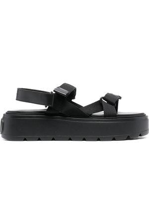 VALENTINO GARAVANI Men Sandals - Uniqueform flatform sandals