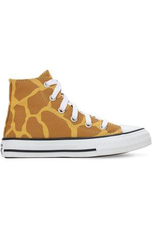 Converse Giraffe Print Chuck Taylor Sneakers