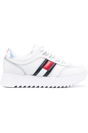 Tommy Hilfiger Women Sneakers - High-cleated low-top sneakers