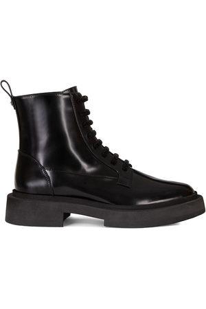 Giuseppe Zanotti Men Lace-up Boots - Lace-up combat boots