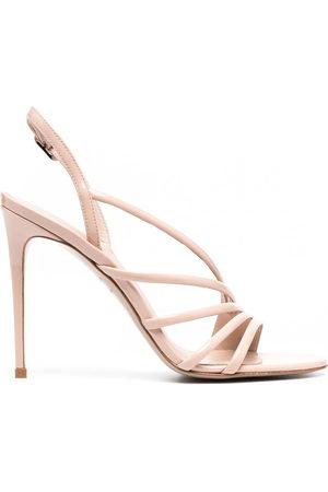LE SILLA Scarlet high-heel sandals - Neutrals