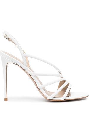 LE SILLA Women Sandals - Scarlet high-heel sandals