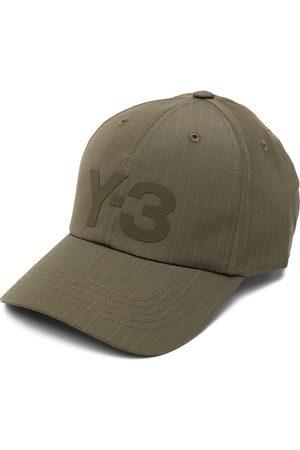 Y-3 Caps - Logo print baseball cap