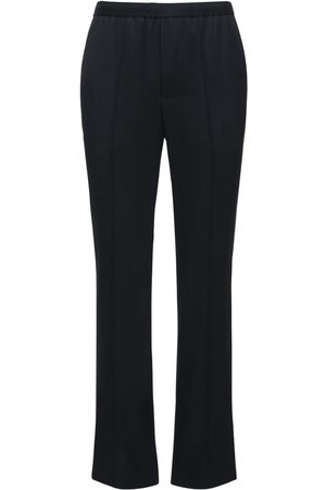 Haider Ackermann Viscose Pajama Pants