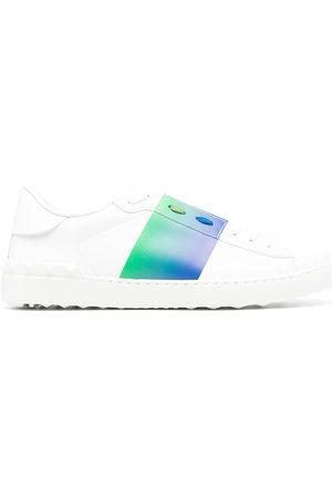 VALENTINO GARAVANI Men Sneakers - Open contrast-band sneakers