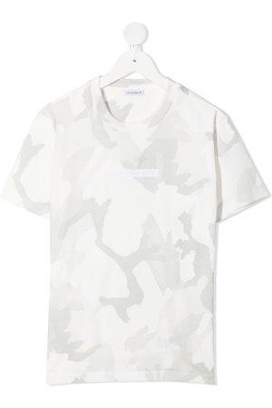 Dolce & Gabbana Boys T-shirts - Camouflage-print T-shirt