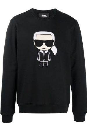 Karl Lagerfeld Ikonik organic cotton sweatshirt