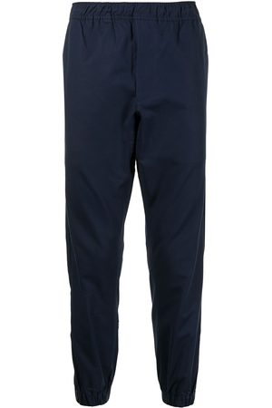 AAPE BY A BATHING APE Men Sweatpants - Stretch-cotton track trousers