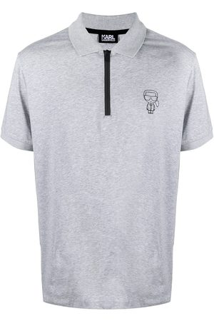 Karl Lagerfeld Karlito polo shirt - Grey