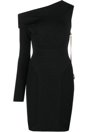 AZ FACTORY MyBody asymmetric sleeve dress