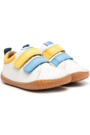 Camper Contrast touch-strap sneakers