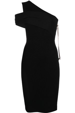AZ FACTORY MyBody asymmetric wrap dress