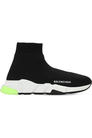 Balenciaga 30mm Speed Knit Sneakers