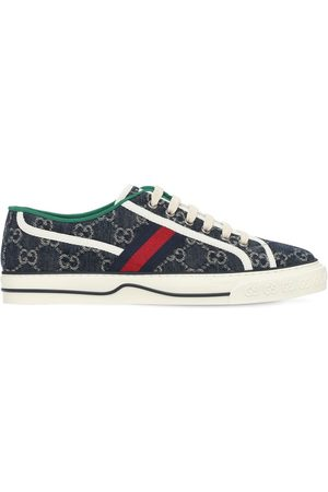 Gucci Tennis 1977 Cotton Sneakers