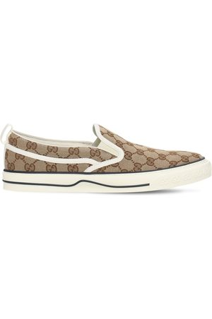 Gucci Men's Tennis 1977 Slip-on Sneakers