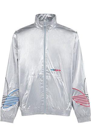 adidas Men Jackets - Primegreen Tricolor Track Top
