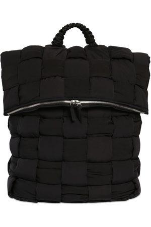 Bottega Veneta The Padded Nylon Backpack