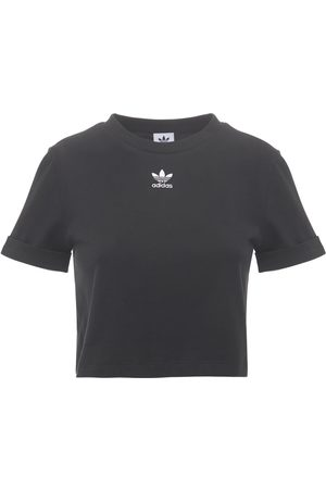 adidas Logo Crop Top