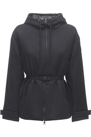 Moncler Gredi Nylon & Cotton Down Jacket