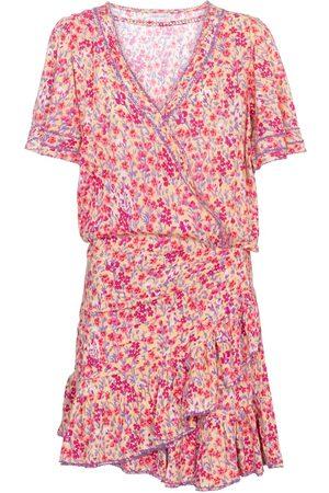 POUPETTE ST BARTH Mabelle floral minidress