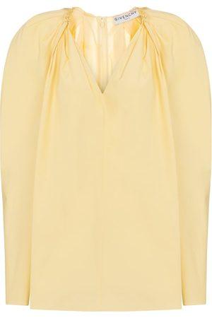 Givenchy Women Blouses - Cotton poplin blouse