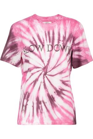 Isabel Marant Zewel tie-dye cotton T-shirt