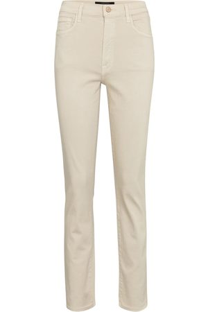 J Brand Women High Waisted - Teagan high-rise slim jeans