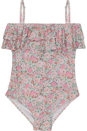 Melissa Odabash Baby Ivy floral swimsuit