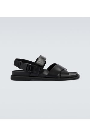 VALENTINO GARAVANI Leather sandals