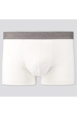 UNIQLO Men's Supima- Cotton Low-Rise Boxer Briefs, , S