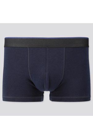UNIQLO Men Briefs - Men's Supima- Cotton Low-Rise Boxer Briefs, , S