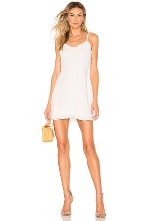 superdown Charlee Frill Cami Dress in .