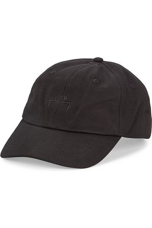 A-cold-wall* Men Caps - Men's Bracket Logo Baseball Cap