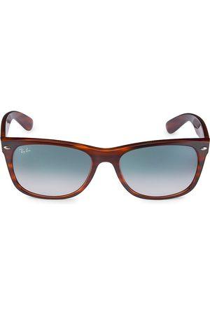 Ray-Ban Men Square - Men's RB2132 54MM Wayfarer Sunglasses - Striped
