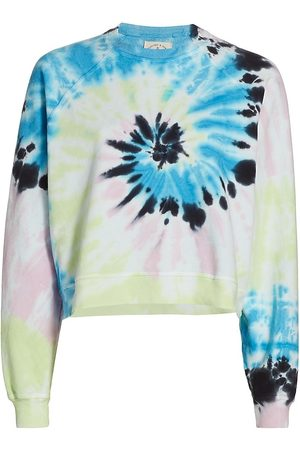 Electric & Rose Women Hoodies - Women's Ronan Wave Pullover - - Size XL