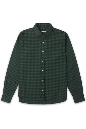 Burrows and Hare Burrows & Hare Gingham Shirt