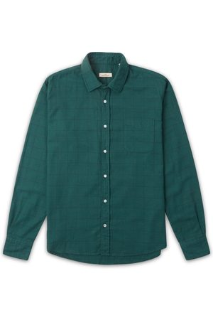 Burrows and Hare Burrows & Hare Large Check Shirt