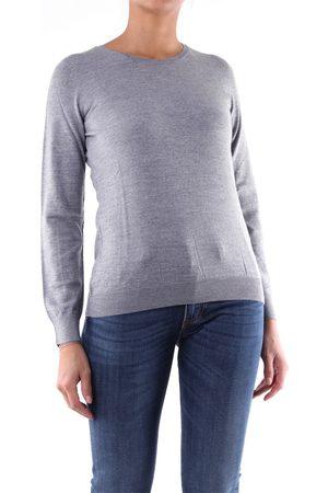BARBA Knitwear Crewneck Women Grey