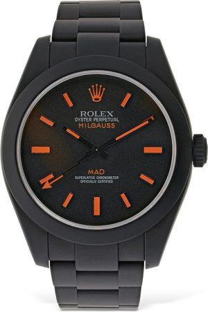 MAD Paris 40mm Rolex Milgauss Watch