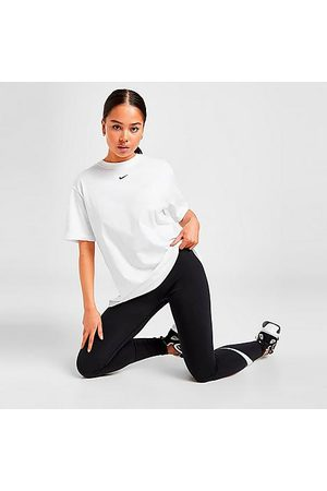Nike Women's Sportswear Essential Boyfriend T-Shirt in / Size X-Small Cotton