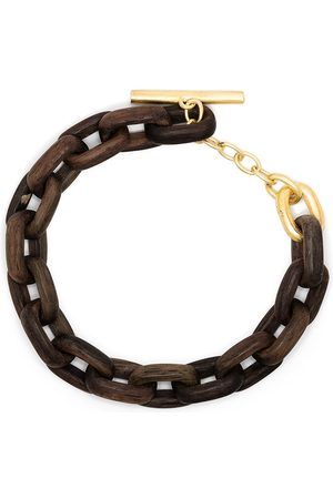 PARTS OF FOUR Toggle Chain bracelet