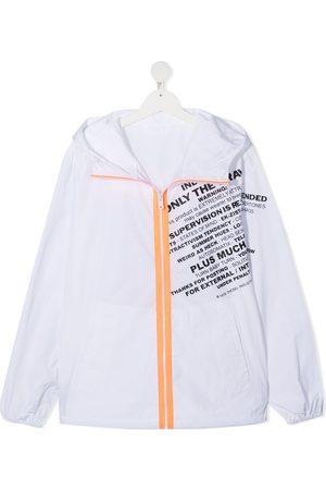 Diesel Kids Bomber Jackets - TEEN Jhead hooded jacket