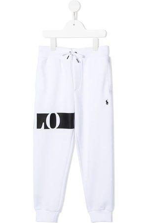 Ralph Lauren Logo print track pants