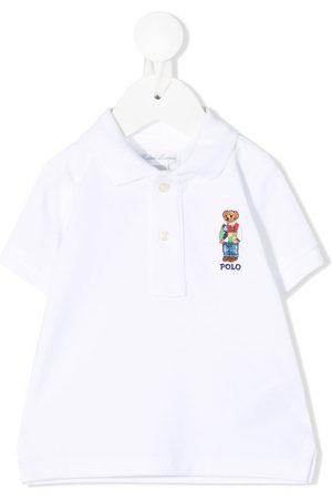 Ralph Lauren Teddy bear-print polo shirt