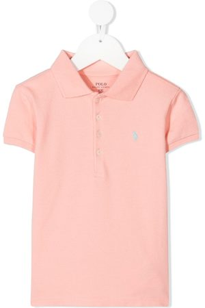 Ralph Lauren Logo-embroidered short-sleeve polo shirt